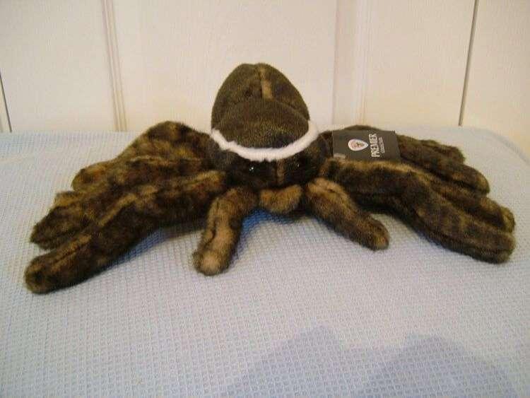 Tarantula Stuffed Animal, Tarantula Plush Toy Spider Ark Toys Cuddly Soft Toy 40cm