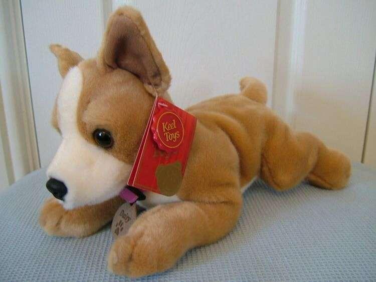 Keel Toys Keel Toys Puppies 35cm
